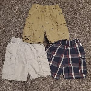 Garanimals Bottoms - Lot of 3 Garanimals shorts. Size 3T